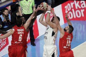 Partizan i Crvena Zvezda mogu biti u istoj grupi u Eurokupu, ako prođu dalje