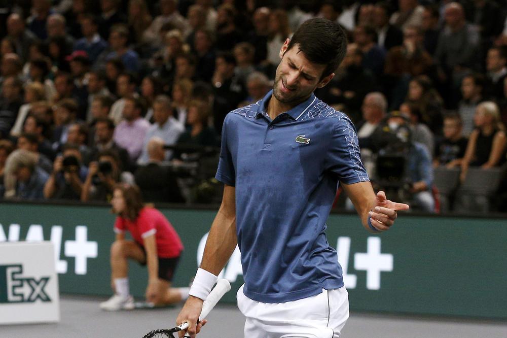 Novak Đoković, nakon pobede nad Hačanovim, saznao šta se desilo Nadalu i šokirao se