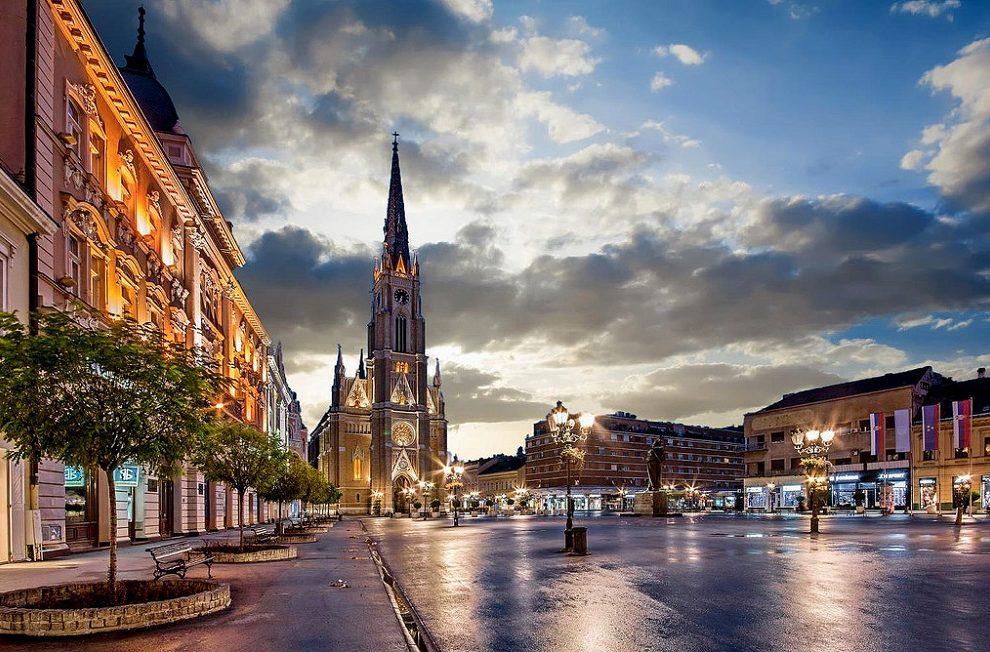 Jedinstven doček u Evropi, biće u Novom Sadu. Pogledajte ko će vas sve zabavljati