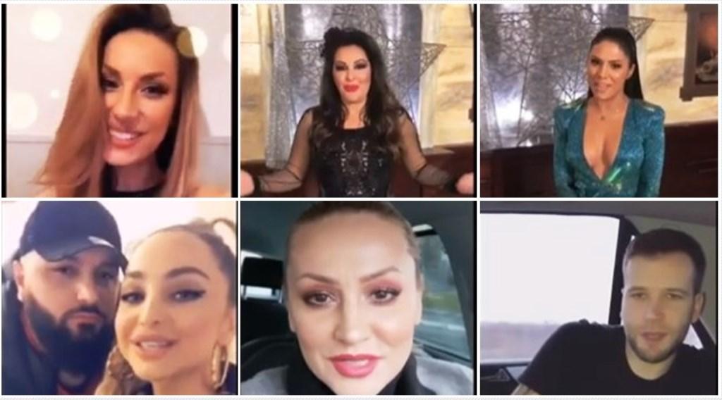 Evo šta su zvezde poželele pratiocima portala PRessSerbia.com (VIDEO)