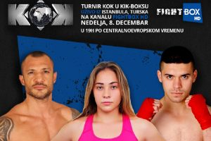 Borba žena u ringu uživo iz Istanbula