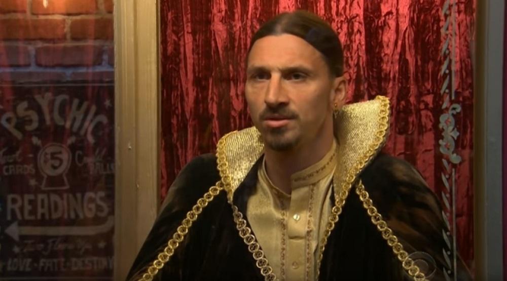 Umesto čestitke za Božić, Zlatan Ibrahimović napravio novi skandal