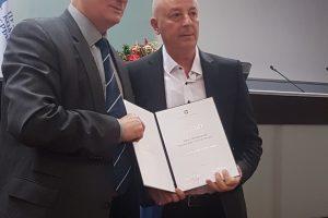 Zoran Cvetanović, direktor kompanije Art Vista poslovni lider za 2018. godinu