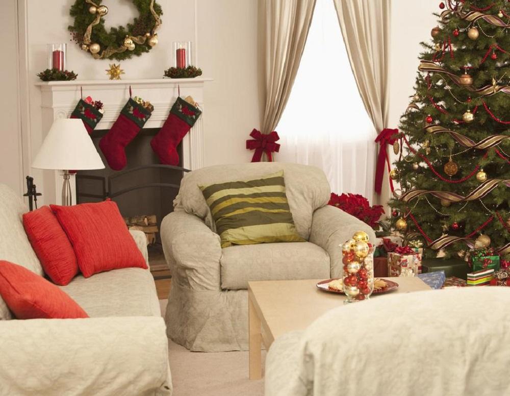 Uredite svoj dom za Novogodišnje i Božićne praznike