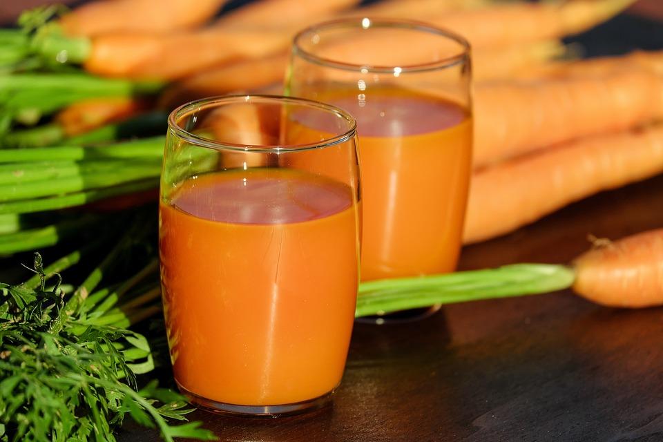 Neverovatna lekovita svojstva soka od šargarepe!