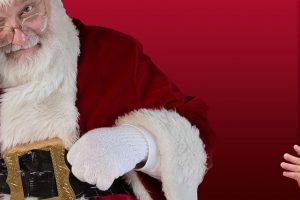 Šta ako vam se dete boji Deda Mraza?