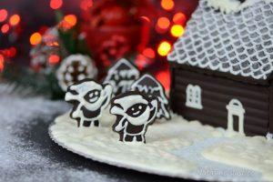 Kućica od čokolade, fantastično Božićno čudo...