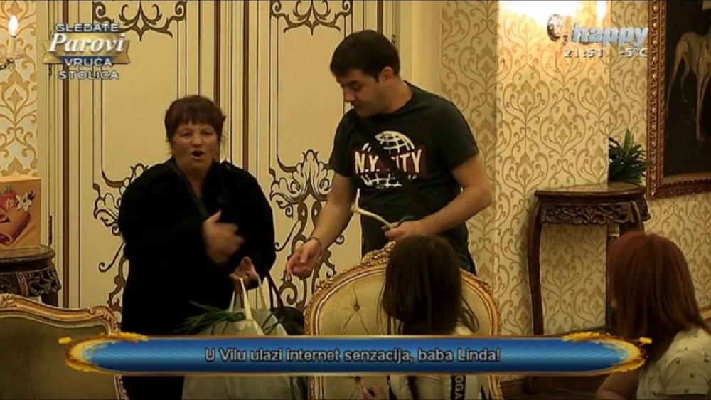 """Ivan Marinković je žestoko iskritikovan od """"Parova"""" zbog svog obnošenja prema baka Lindi"""