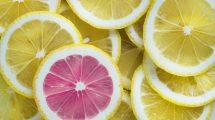 Kako da očuvate svežinu limuna!