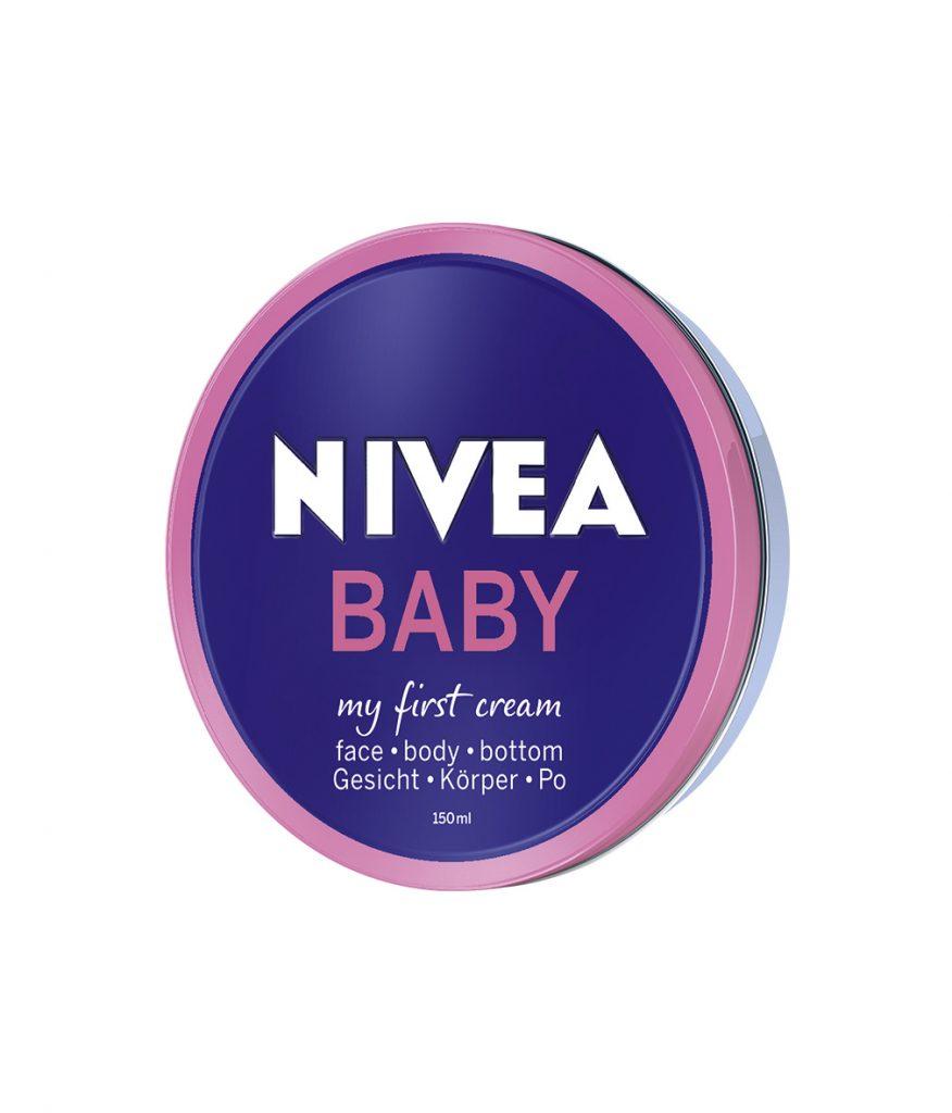 NOVO od brenda NIVEA Baby : MY FIRST CREME!