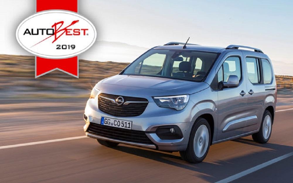 """""""Best buy"""" na izboru za Evropski automobil godine otišla je Opelu, po istraživanju Autobest-a"""