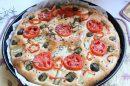 RECEPT DANA: Fokača sa sušenim čeri paradajzom