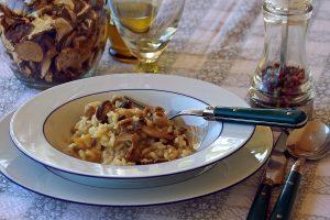 Recept dana: Kremasti rižoto sa pečurkama