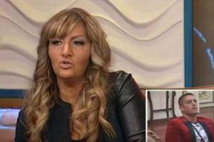Davidova majka je izjavila da je Ana baš lepa, a da je Aleksandra veoma posesivna
