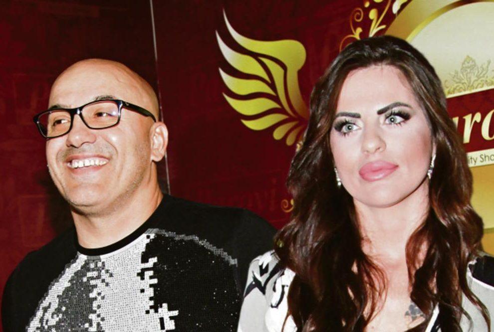 Pred milionima gledalaca, Dina i Baki se poljubili. Supruga pevača će poludeti
