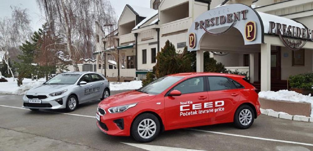 Nova Kia Cee'd u Srbiji