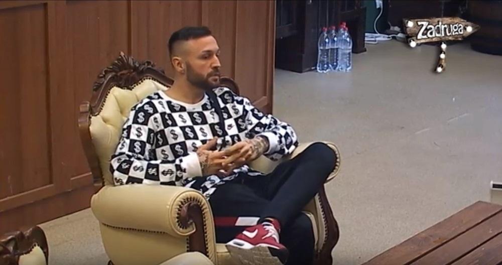 """Nenad Ša i ne sluti da će ga supruga uskoro """"posetiti"""" u """"Zadruzi"""""""