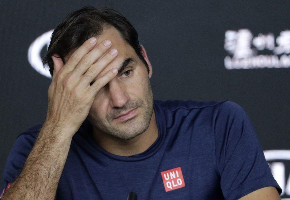 """""""MOJ SLEDEĆI RAZGOVOR MORA DA BUDE SA NOVAKOM, TO ĆU DA ODIGRAM PAMETNO!"""" Evo zbog čega Federer STREPI OD SUSRETA sa Đokovićem"""