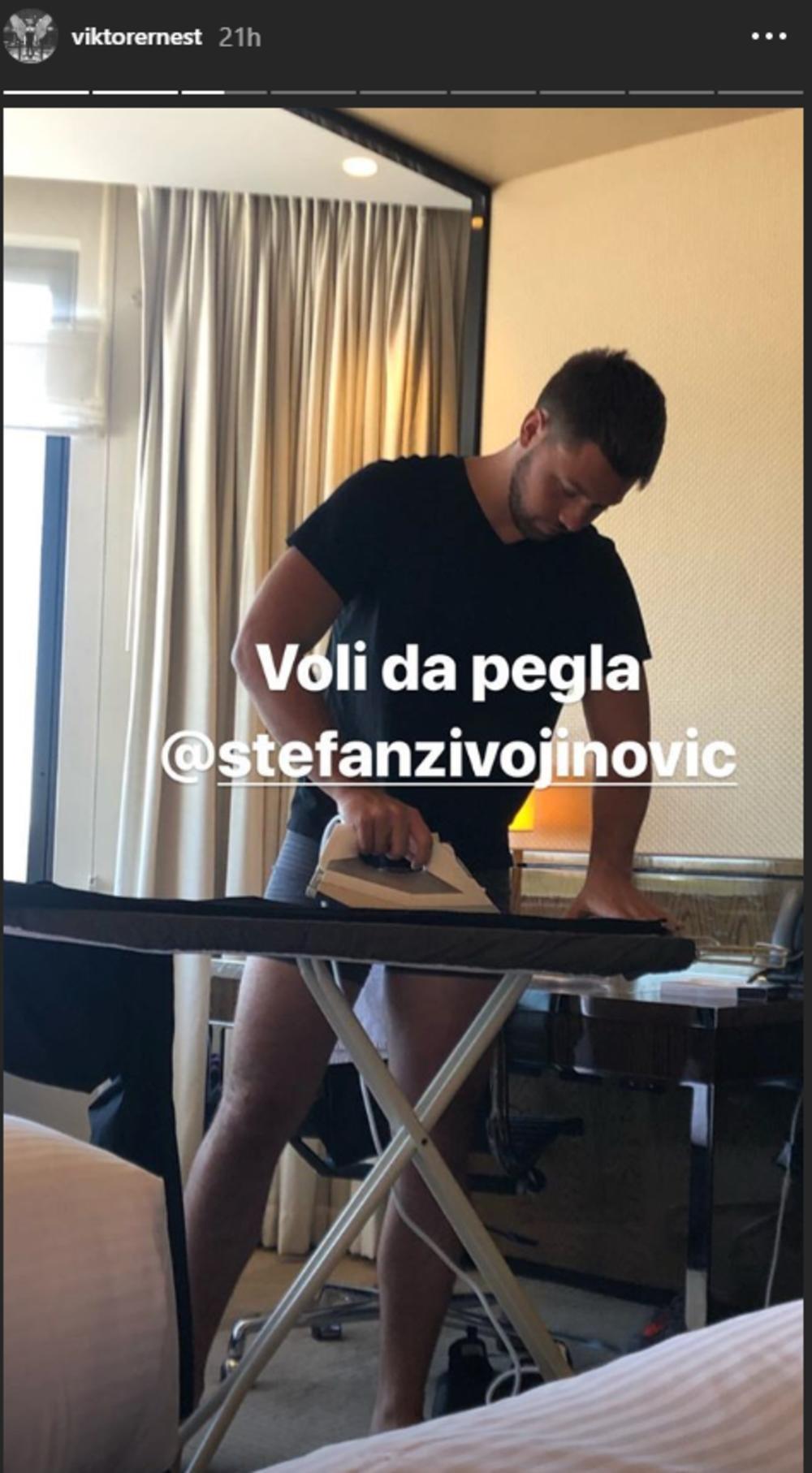 Stefan Živojinović u izdanju u kome ga nismo navikli opet je izludeo devojke