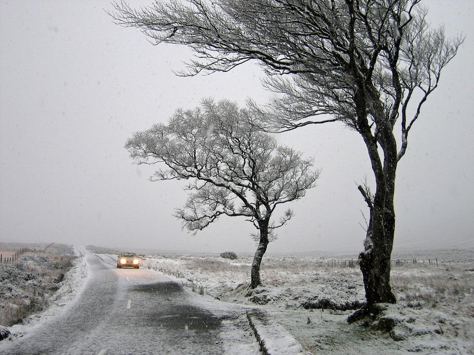 Šta treba da znam ako krećem na put po snegu?