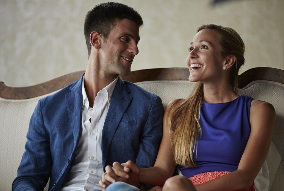 Stefan i Tara su svim srcem navijali za tatu Noleta, dok ih je mama Jelena grlila