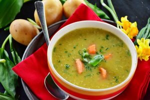RECEPT DANA: Supa puna minerala
