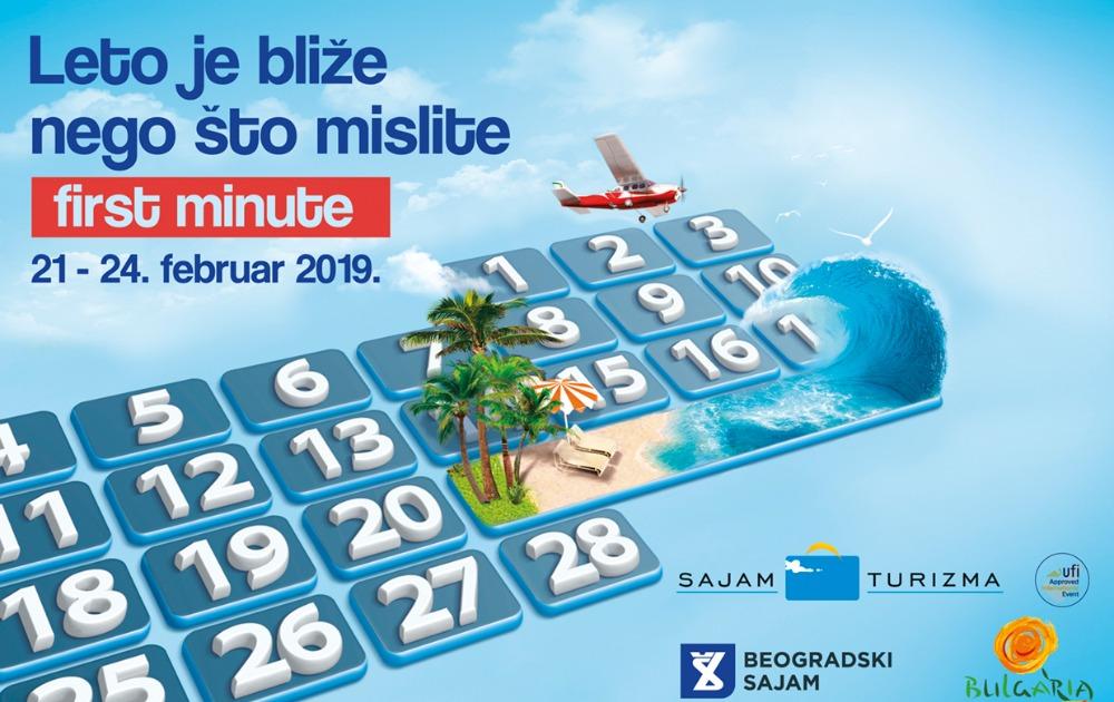 U susret centralnom turističkom događaju u regionu: Međunarodni beogradski sajam turizma!