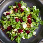 Recept dana: Salata sa spanaćem i jabukama