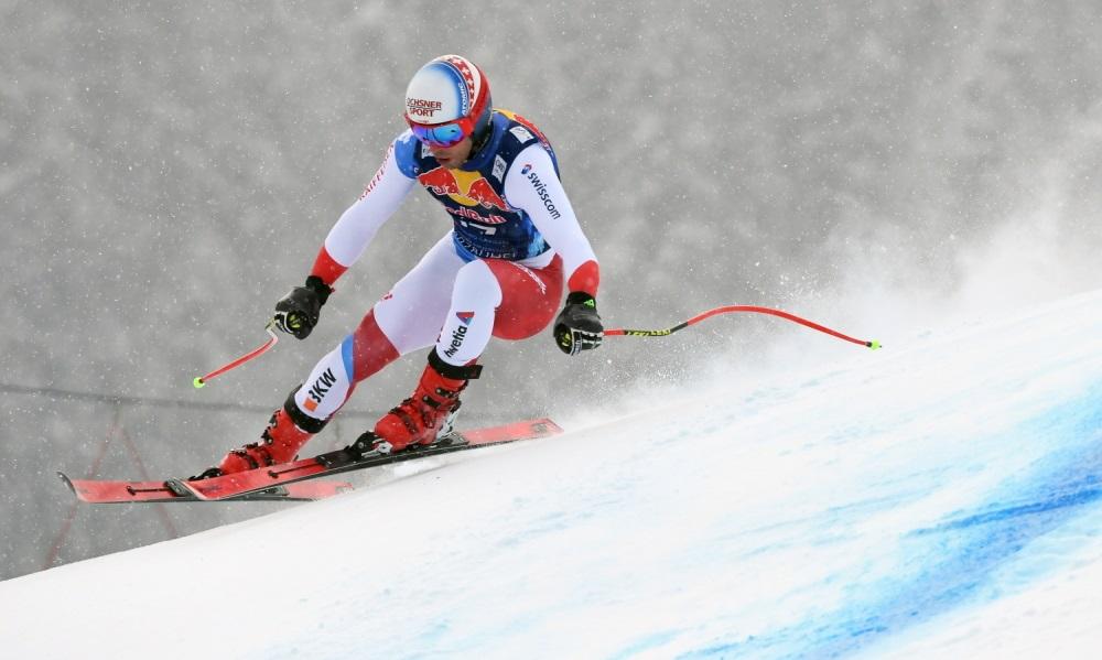 Na najpoznatijoj stazi smrti, švedski skijaš imao je stravičan pad