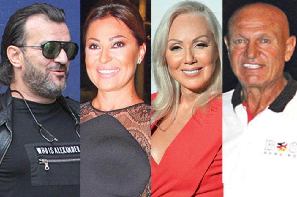 Na Srpskoj estradi, ovo su najbogatiji pevači