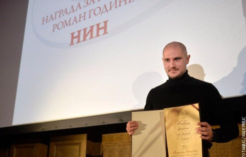 Tabaševiću uručena NIN-ova nagrada