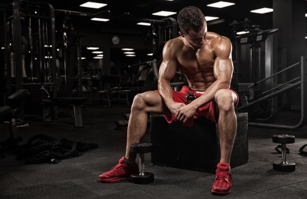 Rezultat iscrpljujućih treninga su zverski mišići