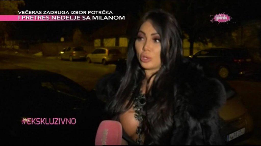 """Tamara Đurić: """"Bilo je frke, ali nisam pretučena"""""""