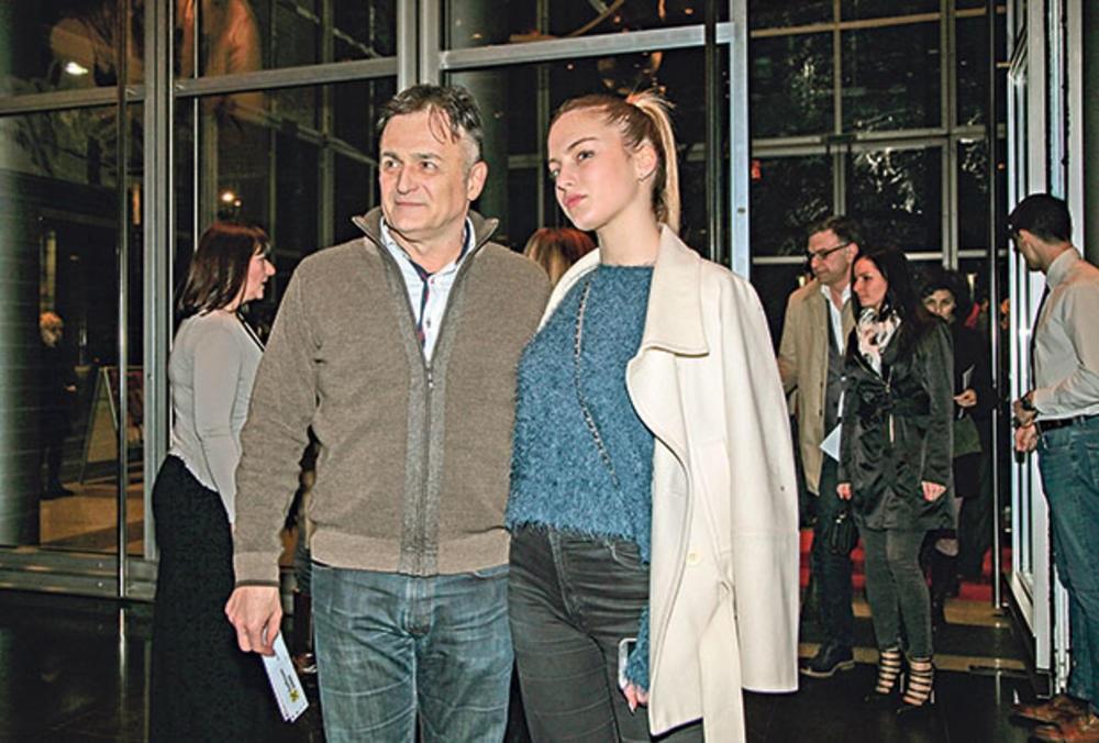 Pored toga što se uspešno bavi modelingom, čerka Branislava Lečića je dobila ulogu u novoj seriji