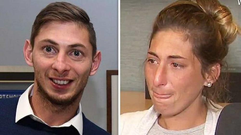 Sestra Emilijana Sale, kada je čula da su pronašli telo njenog brata, polala je polednju poruku