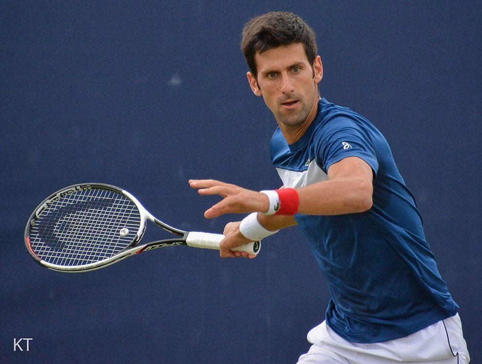 OVO JE BILO BITNO! Novak Đoković UBEDLJIV u prvom meču posle US opena! Povreda ramena je prošlost!