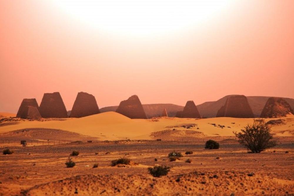 Mnogi nisu ni čuli za ove Piramide, a one su starije od Egipatskih