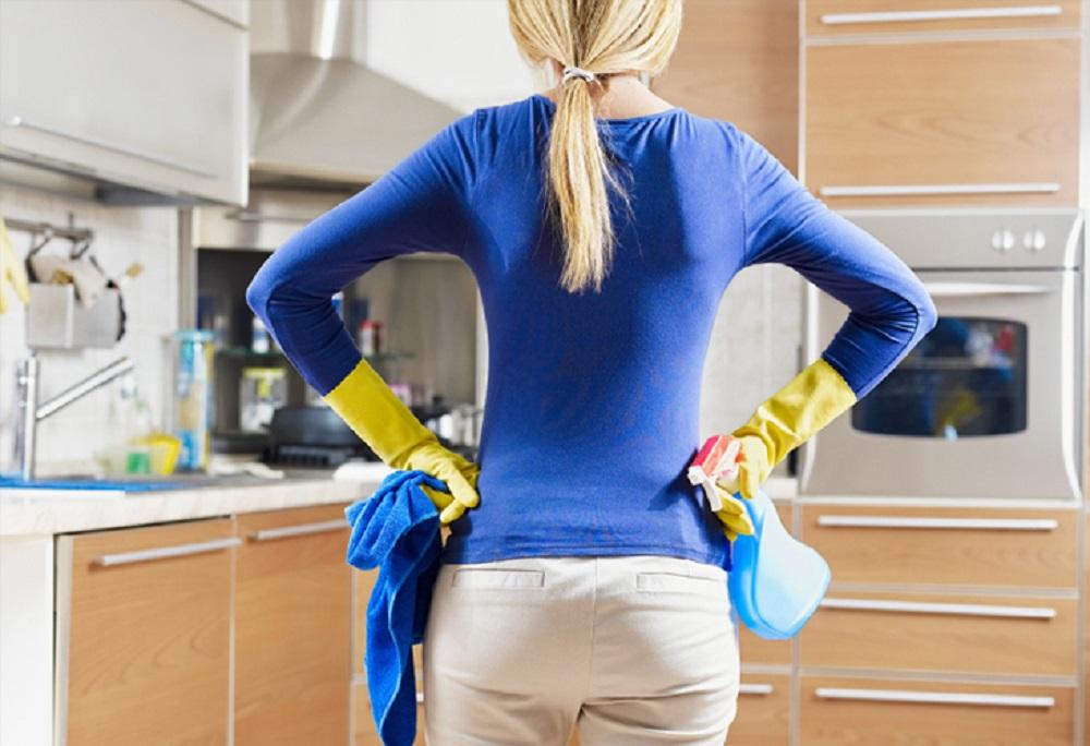 Čišćenjem kuće se možete RELAKSIRATI