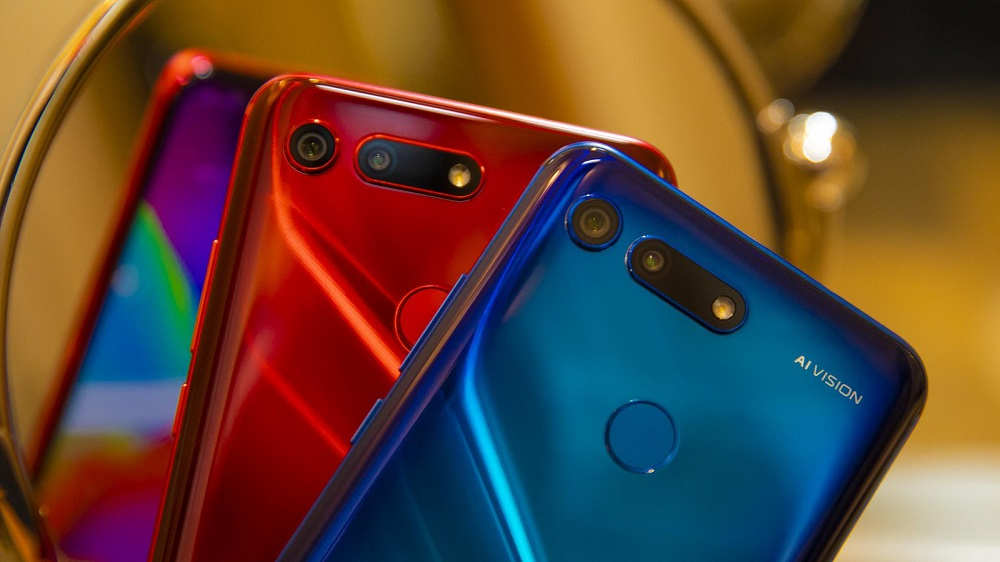 U 2019.godini predstavljen je prvi fregšip telefon-HONOR View 20