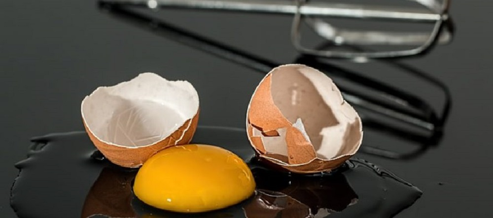 Ljuska od jajeta vam može poslužiti da napravite masku ili oblogu za svoje lice