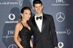 Za veliku noć, Novak i Jelena su se sredili i skockali, a evo ko će im praviti društvo