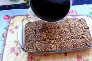 Bez brašna, po bakinom receptu, napravite preliveni kolač