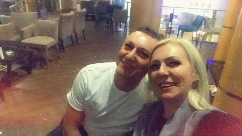 Elma Hrustić i Šako Polumenta - druženje u Beogradu!