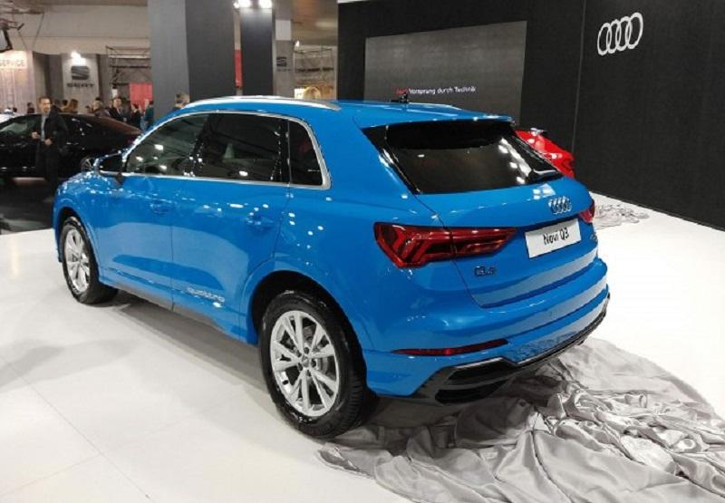 Svojim premijerama na sajmu automobila, Audi obradova fanove