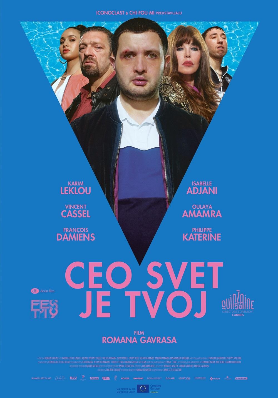 Najzabavniji film FEST-a, komedija CEO SVET JE TVOJ, stiže u bioskope širom Srbije