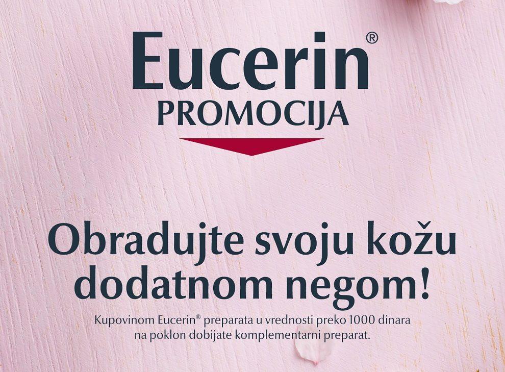 Martovska Eucerin® darivanja