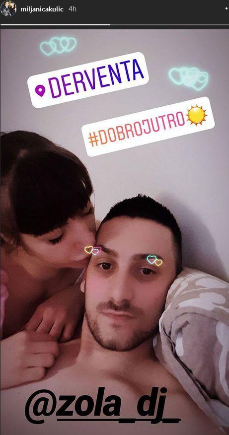 GOLI !!! Miljana i Zola objavili fotku iz kreveta