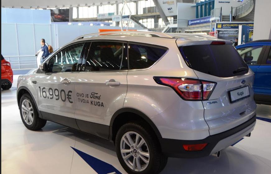 Na sajmu u Beogradu nove verzije Ford Focusa i specijalne cene za većinu modela
