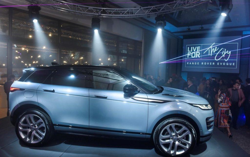 Nova generacija modela: Range Rover Evoque