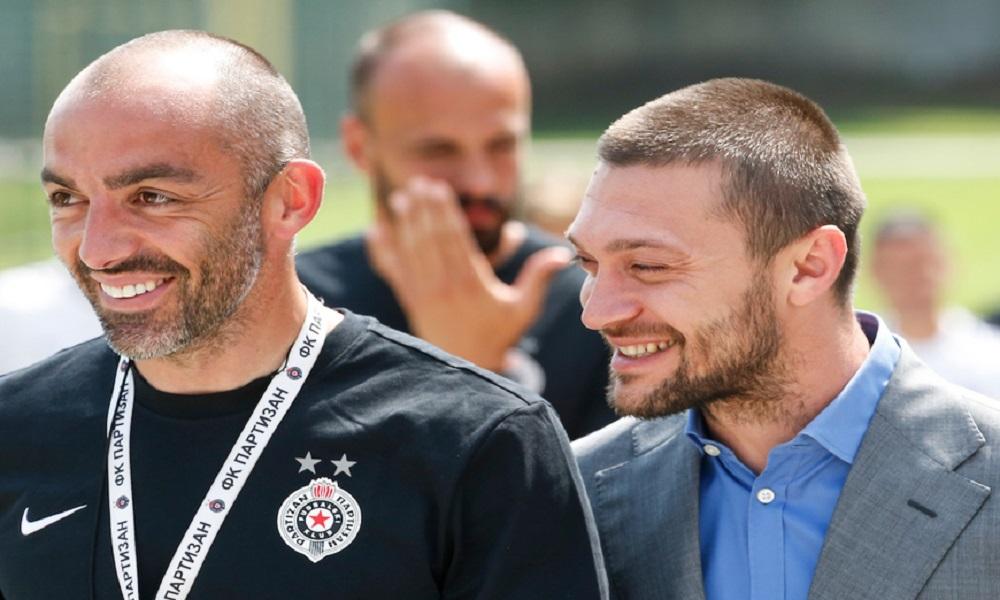 Bati Mirkoviću je, novi trener Partizana, svojim rečima odao veliko poštovanje